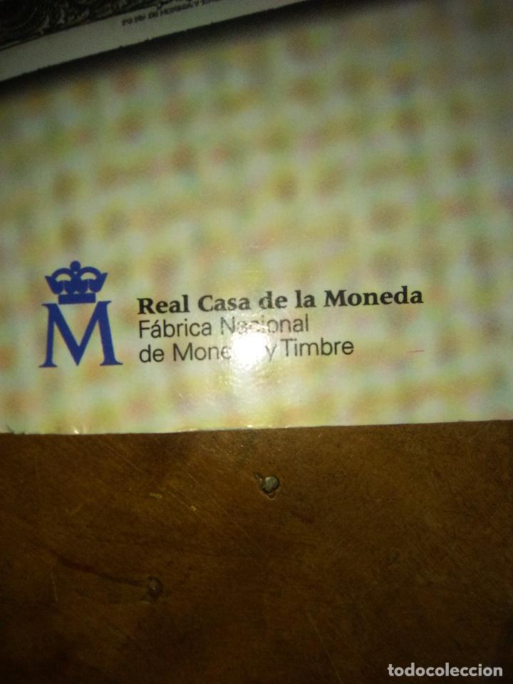Reproducciones billetes y monedas: EL PAPEL DE LA PESETA UNA SELECCION EXCLUSIVA DE 40 BILLETES HISTORICOS COMPLETA EL PAIS FNMT - Foto 10 - 114529207