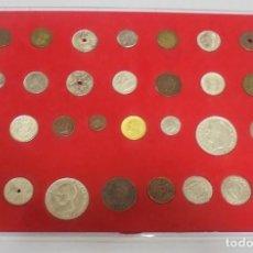 Reproducciones billetes y monedas: LAS MONEDAS DE ABC. COLECCION COMPLETA. VER FOTOS. Lote 114986035