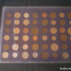 Reproducciones billetes y monedas: REPRODUCION MONEDAS EUROPEAS DE LO QUE EL EURO SE LLEVO . Lote 117216019