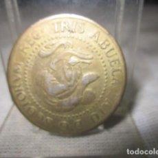 Reproducciones billetes y monedas: MONEDA IRIS ABUELA ATO. 3 CMS. DE DIÁMETRO.. Lote 121866863