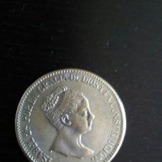 Reproducciones billetes y monedas: REPRODUCCIÓN MONEDA ISABEL LL 1837. Lote 121886527