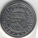 Reproducciones billetes y monedas: LUIS I-8 REALES-1725-MEXICO FNMT REAL CASA DE LA MONEDA Y TIMBRE-ACUÑADA EN MATAL CON BAÑO DE PLATA . Lote 121985719