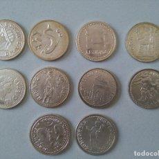 Reproducciones billetes y monedas: REPRODUCCIÓN MONEDA IBERO ROMANA - PLATA 803 MILÉSIMAS. Lote 120132967