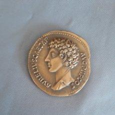 Reproducciones billetes y monedas: MEDALLA.. Lote 124436467