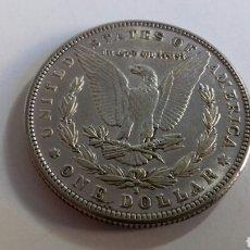 Reproducciones billetes y monedas: EEUU ONE DOLLAR 1895. Lote 125226808
