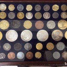 Reproducciones billetes y monedas: COLECCIÓN DE MONEDAS. Lote 139228797
