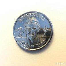 Reproducciones billetes y monedas: ETXEBERRIA COLECCION DE MONEDAS DE LA SELECCION. Lote 140494062