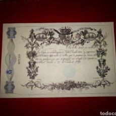 Reproducciones billetes y monedas: REPRODUCCIONES DE BILLETES DE LA CASA DE LA MONEDA. Lote 142625190