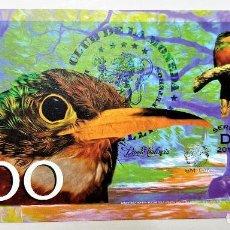 Reproducciones billetes y monedas: COLOMBIA 1000 CAFETEROS CLUB DE LA MONEDA 2016 UNC. Lote 144258134