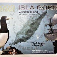 Reproducciones billetes y monedas: COLOMBIA 10000 CAFETEROS CLUB DE LA MONEDA 2014 UNC. Lote 144259466