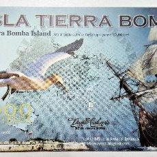 Reproducciones billetes y monedas: COLOMBIA 2000 CAFETEROS CLUB DE LA MONEDA 2014 UNC. Lote 144260662