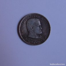 Reproducciones billetes y monedas: MEDIO DOLAR DE PLATA USA 1922 CONMEMORATIVA DE ULYSSES GRANT. Lote 151574022