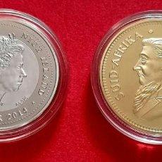 Reproducciones billetes y monedas: MONEDAS . Lote 152450286