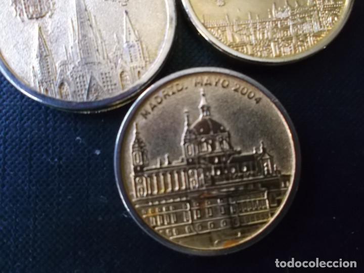 Reproducciones billetes y monedas: medallas casa real Rey y Reina Felipe y Letizia e Infantes Iñaqui y Cristina , Jaime y Elena - Foto 7 - 150201550