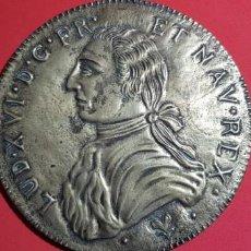 Reproducciones billetes y monedas: MONEDA POSAVASO LUD. XVI. Lote 155494986
