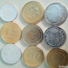 Reproducciones billetes y monedas: RÉPLICA MONEDAS. Lote 156698256