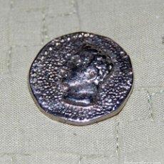 Reproducciones billetes y monedas: REPRODUCCIÓN DE MONEDA DE LA ÉPOCA DE LOS ROMANOS (CARTAGENA).. Lote 159971926