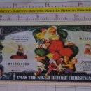 Reproducciones billetes y monedas: BILLETE EEUU CONMEMORATIVO. DÓLAR. NAVIDADES SANTA CLAUS PAPA NOEL. DÓLARES. PERFECTO.. Lote 160365146