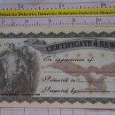 Reproducciones billetes y monedas: BILLETE EEUU CONMEMORATIVO. DÓLAR. CITA DE GOETHE. DÓLARES. PERFECTO.. Lote 160365534