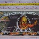 Reproducciones billetes y monedas: BILLETE EEUU CONMEMORATIVO. DÓLAR. LA CRIATURA DEL LAGO NEGRO. DÓLARES. PERFECTO.. Lote 160365878