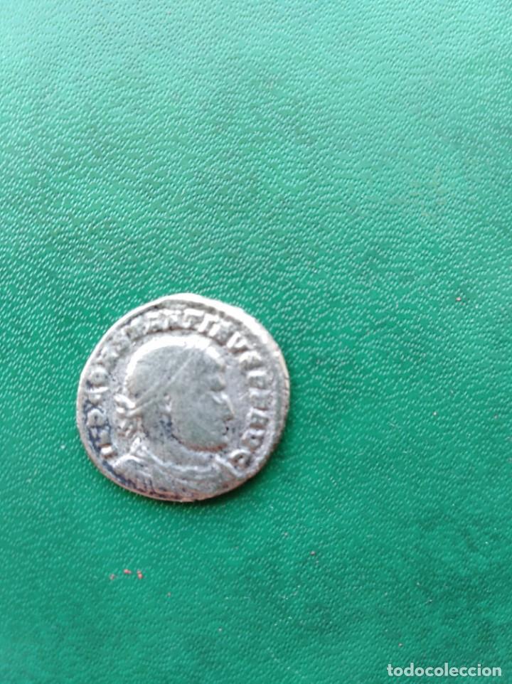 MONEDA ROMANA A IDENTIFICAR ESPAÑA REPLICA (Numismática - Reproducciones)
