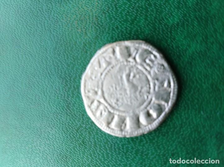 MONEDA MEDIEVAL A IDENTIFICAR ESPAÑA REPLICA (Numismática - Reproducciones)