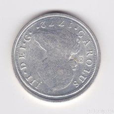 Reproducciones billetes y monedas: CARLOS III : 8 REALES 1772 MADRID ( REPRODUCCIÓN FNMT BAÑADA EN PLATA ) . Lote 161661258