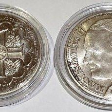 Reproductions billets et monnaies: LOTE DE 2 MEDALLAS VARIOS PAISES Y AÑOS - LOTE Nº 2 2016. Lote 168077024