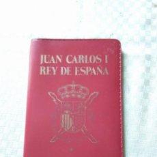 Reproducciones billetes y monedas: SERIE NUMISMATICA JUAN CARLOS I REY DE ESPAÑA. Lote 168183404