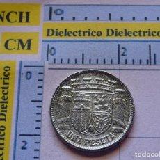 Reproduções notas e moedas: REPRODUCCIÓN MONEDA HISTORIA NUMISMÁTICA DE ESPAÑA. 1 PESETA II REPÚBLICA 1933. 73. Lote 169161072