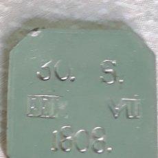 Reproducciones billetes y monedas: MONEDA 1808. Lote 170360381