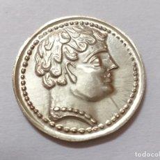 Reproducciones billetes y monedas: MONEDA ROMANA. REPRODUCCIÓN . Lote 172141958