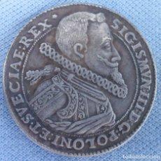 Reproducciones billetes y monedas: POLONIA 1614 TALAR SIGIS III SUPER MONEDA ZYGMUNT III ENVIÓ ORDINARIO UN 1€. Lote 210308471