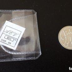 Reproducciones billetes y monedas: MONEDA REPLICA CAROLINGIA. Lote 173517130