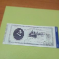 Reproducciones billetes y monedas: .HISTORIA DE LA PESETA FACSIMIL. . Nº 3. CIEN PESETA. C8CR. Lote 174067183