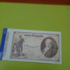 Reproducciones billetes y monedas: HISTORIA DE LA PESETA. FACSIMIL 100 PESETAS. Nº 21. C8CR. Lote 174068502