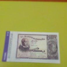 Reproducciones billetes y monedas: HISTORIA DE LA PESETA FACSIMIL. 50 PESETAS Nº 26. C8CR. Lote 174068978