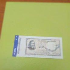 Reproducciones billetes y monedas: HISTORIA DE LA PESETA FACSIMIL. 25 PESETAS. Nº 29. C8CR. Lote 174069228