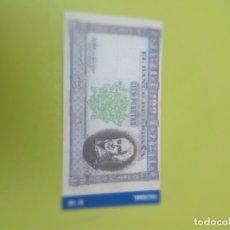 Reproducciones billetes y monedas: HISTORIA DE LA PESETA FACSIMIL. 100 PESETAS. Nº 80 . C8CR. Lote 174091412