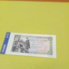Reproducciones billetes y monedas: HISTORIA DE LA PESETA FACSIMIL. 5 PESETAS. Nº 94. C8CR. Lote 174092330