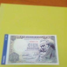 Reproducciones billetes y monedas: HISTORIA DE LA PESETA FACSIMIL. 100 PESETAS. Nº 105. C8CR. Lote 174093088