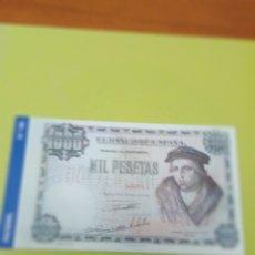Reproducciones billetes y monedas: HISTORIA DE LA PESETA FACSIMIL. 1000 PESETAS. Nº 106. C8CR. Lote 174093162