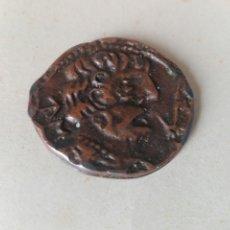Reproducciones billetes y monedas: MONEDA REPRODUCCIÓN CARTAGENA MURCIA FIESTAS GUERREROS DE UXAMA. Lote 174593762