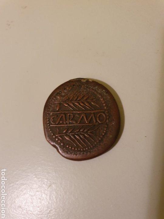 Reproducciones billetes y monedas: MONEDA CARMO REPRODUCCIÓN - Foto 3 - 174989314