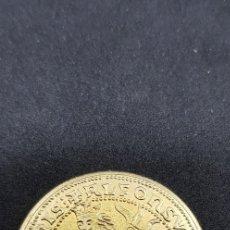 Reproducciones billetes y monedas: 35 MARAVEDÍS.DOBLA DE ORO ALFONSO XI SEVILLA. Lote 175223465