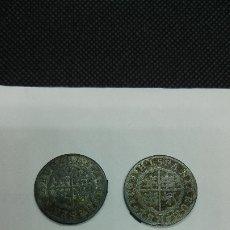 Reproducciones billetes y monedas: MONEDAS REPRODUCCIÓN NUMISMATICA ORTIZ . Lote 176736848