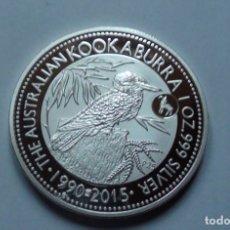 Reproducciones billetes y monedas: AUSTRALIA KOOKABURRA 1 DOLAR . Lote 176771448
