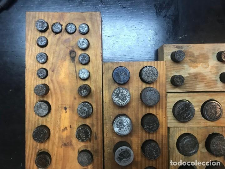 Reproducciones billetes y monedas: Antiguos troquel, troqueles, especial para coleccionistas (para hacer copias) ver fotos, 70 unidades - Foto 2 - 178617668