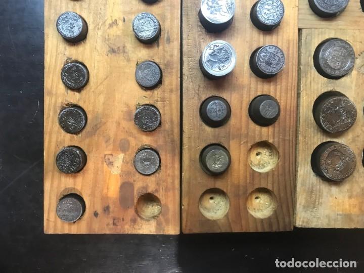 Reproducciones billetes y monedas: Antiguos troquel, troqueles, especial para coleccionistas (para hacer copias) ver fotos, 70 unidades - Foto 3 - 178617668