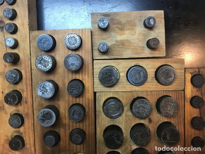 Reproducciones billetes y monedas: Antiguos troquel, troqueles, especial para coleccionistas (para hacer copias) ver fotos, 70 unidades - Foto 4 - 178617668